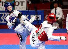 Таэквондо: Никита Рафалович олтин медаль соҳиби
