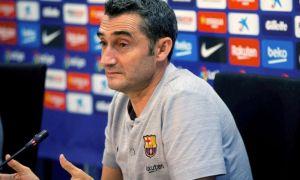 "Вальверде: ""Барселона"" президенти менга ишонади"