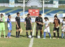 Аёллар футболи: Ўзбекистон кубоги 1/8 финал жавоб учрашувларига расмийлар тайинланди
