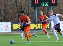 Jasur Yakhshiboev one of the best of the Week Three in Belarusian Premier League