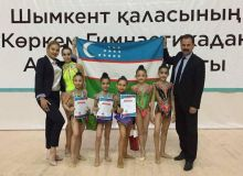 Uzbekistan's athletes claim 9 medals at the International Navruz Cup Artistic Gymnastics Tournament