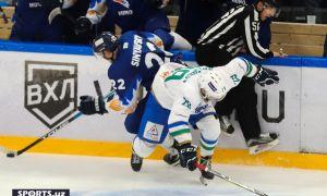 Бокс, хоккей и победа… Яркий фоторепортаж матча «Хумо» - «Торос»