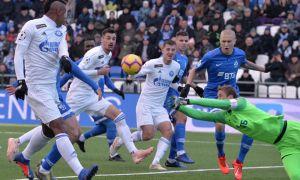 «Оренбург» - «Динамо» 1:0 (Видео)