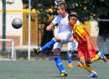 Детский футбол. Календарь турнира, организованного в рамках проекта «Золотая долина»