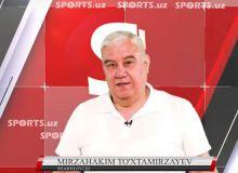 Абрамовнинг терма жамоадаги натижалари тасодифми – Мирзаҳаким Тўхтамирзаевдан жавоб