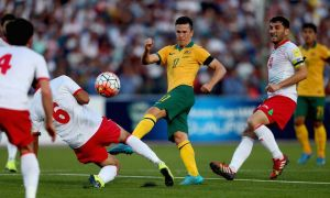 Австралия - Ливан 3:0 (видео)