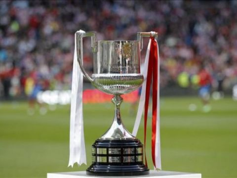 Испания кубоги 1/16 финалига қуръа ташланди