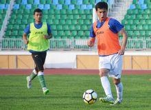 «Нефтчи» провёл контрольный матч накануне матча против «Согдианы»