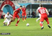 Lokomotiv - Navbahor 1:0 15.09.2020