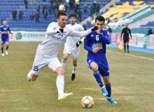 Match Highlights. FC Nasaf 1-2 FC Pakhtakor