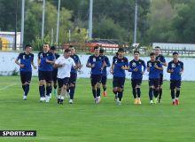 Наши легионеры возвращаются к клубным тренировкам (Фото)