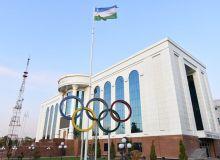 Токио-2020: известны имена знаменосцев делегации Узбекистана