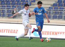 Full Match. FC Dinamo 1-0 FC Sogdiana