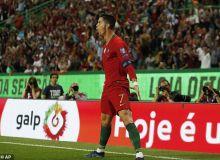 Ronaldu va Fernandeshning gollari Portugaliyaga g'alaba keltirdi