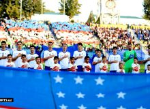 Uzbekistan play three friendly matches in Dubai