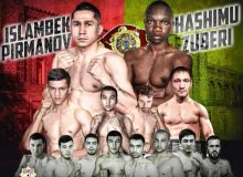 Boxing night. Shokhjakhon Ergashev's central fights will be for the champion's belt