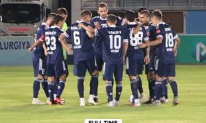 Oybek Kilichev secures a 1-0 win for FC Kizilkum over FC Metallurg
