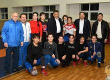 Обнародован состав женской сборной по борьбе, который будет бороться за лицензии на Олимпиаду