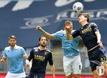 Эльдор Шомурадов забил гол в ворота «Лацио» (Видео)