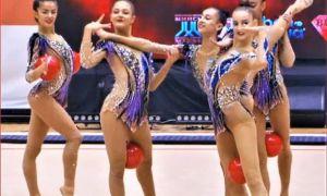 Наши гимнастки завершили участие в соревнованиях в Минске