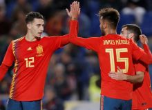 Испания - Босния ва Герцеговина 1:0 (видео)