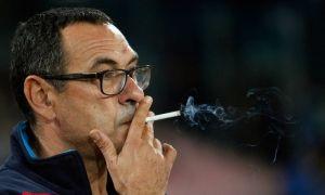 Маурицио Сарри бир кунда қанча сигарет чекишини айтди
