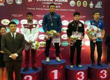 Milkamol Beshimov and Bobur Ismailov earn medals in Thailand