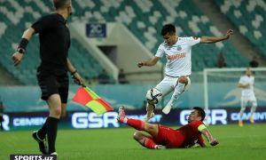 «Навбахор» в Ташкенте набрал 1 очко