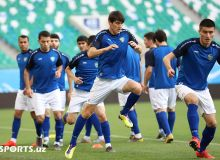 Национальная сборная Узбекистана сегодня начнёт подготовку к матчам против Йемена и Сингапура