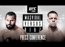 Британиянинг BT Sport телеканали томонидан тақдим этилган UFC 244 промо-ролигини томоша қилинг