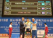 Кумушхон Файзуллаева обновила мировой рекорд