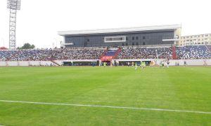 Намангандаги стадион Ўзбекистон U-19 - Берлин-U18 учрашувига тайёр (ФОТО)