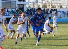 Match Highlights. FC Mashal 0-1 FC Surkhon