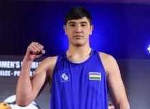 Uzbek heavyweight Jakhongir Zokirov also became a world champion