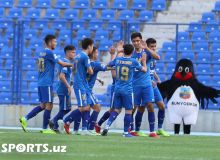 Photo Gallery | First Half. FC Bunyodkor 1-2 FC Pakhtakor