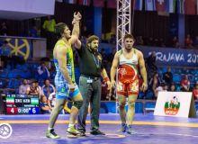 На чемпионате мире по спортивной борьбе спортсмены Узбекистана завоевали 4 медали