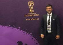 Uzbekistan's Farkhad Abdullaev instructs FIFA MA online course for Indian referees