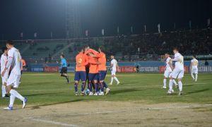 Match Highlights. FC Kizilkum 1-0 FC Andijan