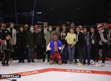 Захватывающие бои или фотогалерея с первого турнира «Muradov Professional League»