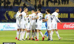 Суперлига: «Пахтакор» одержал победу, Дердийок забил дебютный гол