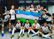 АГМК в четвертьфинале клубного Чемпионата Азии по футзалу!