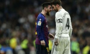 "Серхио Рамос: ""Барселона""ни табриклашимиз керак"