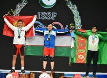 Muhammodqodir Toshtemirovda medallar shodasi