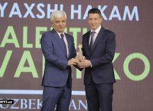 Ўзбекистоннинг 2019 йилдаги энг яхши ҳаками U-23 Осиё чемпионатида ишлайди