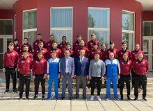 В Ташкенте завершился первый модуль тренерских курсов АФК по программе диплома «B»