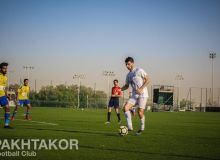 Джалолиддин Машарипов: Наша цель – стать чемпионом Узбекистана и выиграть Кубок страны