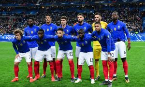 Канте, Гризманн, Мбаппе... Франция терма жамоасидан чақирув олган футболчилар рўйхати билан танишинг!