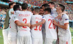 """Испаниянинг """"Евро-2020"""" 1/8 финалидаги рақиби маълум бўлди"""