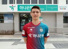 Transfer News. Ikrom Alibaev signs a contract with Daejeon Hana Citizen