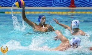 Итоги первых матчей чемпионата Азии по водному поло